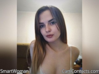 Webcam model SmartWoman1 from CamContacts