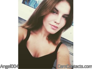 Webcam model Angel004 from CamContacts