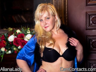Webcam model AlianaLady from CamContacts