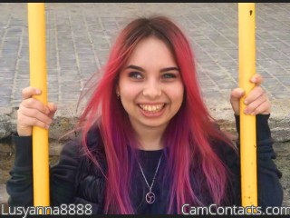 Webcam model Lusyanna8888 from CamContacts