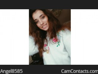 Webcam model Angel8585 from CamContacts
