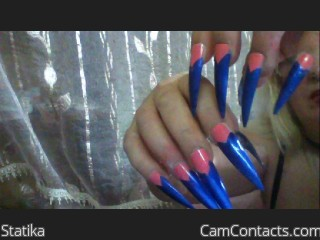 Webcam model Statika from CamContacts