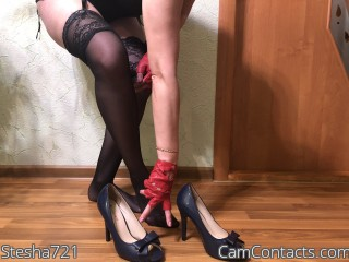 Webcam model Stesha721 from CamContacts