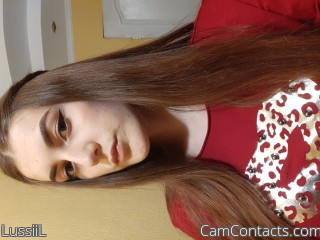Webcam model LussiiL from CamContacts