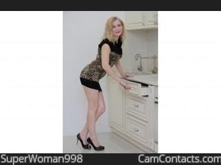 SuperWoman998