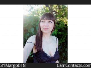 Webcam model 31Margo018 from CamContacts
