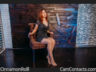 Webcam model CinnamonRolll from CamContacts