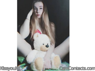 Webcam model KissyouXX from CamContacts