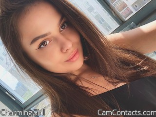 Webcam model CharmingGirll from CamContacts