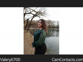 Webcam model Valery6700 from CamContacts