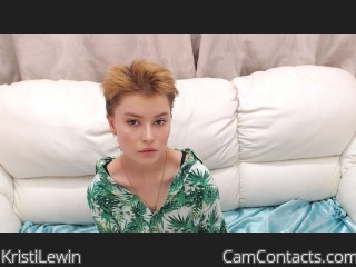 Webcam model KristiLewin from CamContacts