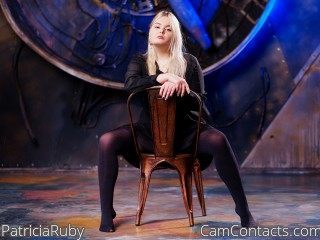 Webcam model PatriciaRuby from CamContacts