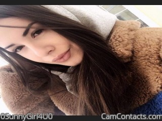 Webcam model 0SunnyGirl4U0 from CamContacts