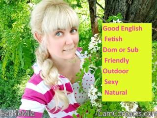BarbieMila's profile