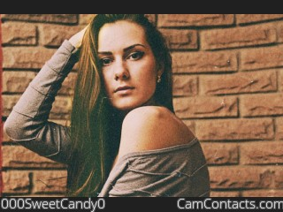 Webcam model 000SweetCandy0 from CamContacts