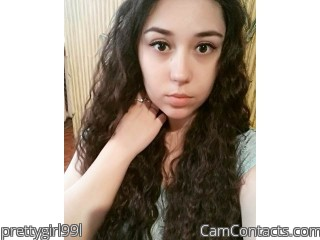 Webcam model prettygirl99l from CamContacts