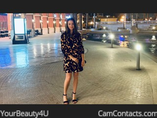 Webcam model YourBeauty4U from CamContacts