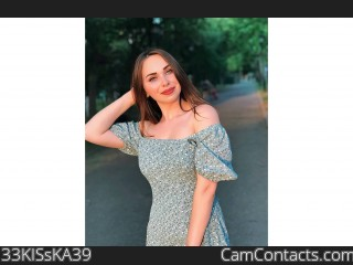 Webcam model 33KISsKA39 from CamContacts