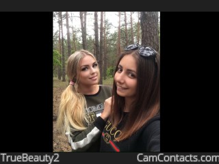 Webcam model TrueBeauty2 from CamContacts