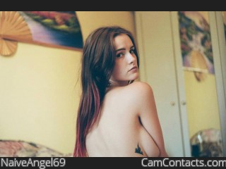Webcam model NaiveAngel69 profile picture