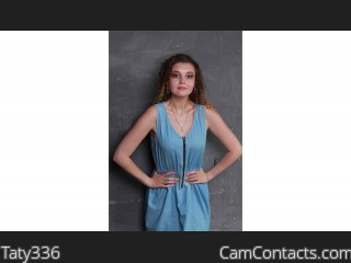Webcam model Taty336 from CamContacts