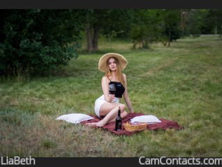 Webcam model LiaBeth from CamContacts