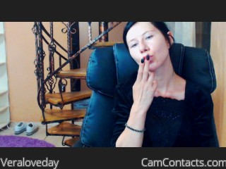 Webcam model Veraloveday from CamContacts