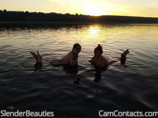 Webcam model SlenderBeauties from CamContacts