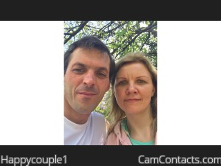 Webcam model Happycouple1 from CamContacts