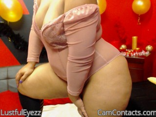 Webcam model LustfulEyezz from CamContacts