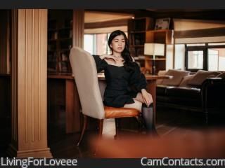 Webcam model LivingForLoveee from CamContacts