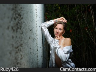 Webcam model Ruby426 from CamContacts