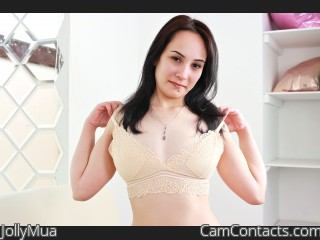 Webcam model JollyMua from CamContacts