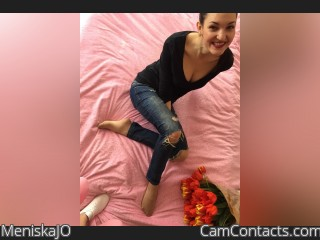 Webcam model MeniskaJO from CamContacts