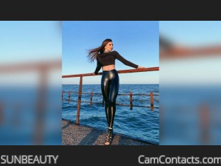 Webcam model SUNBEAUTY from CamContacts