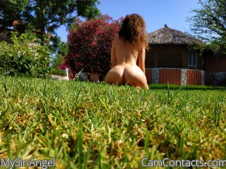 Webcam model MySinAngel from CamContacts