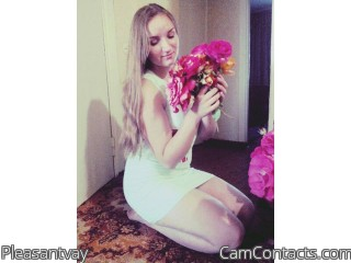 Webcam model Pleasantvay from CamContacts