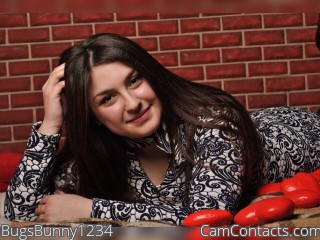 Webcam model BugsBunny1234 from CamContacts