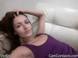 Webcam model VioKio from CamContacts