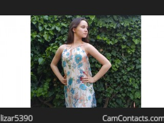 Webcam model lizar5390 from CamContacts