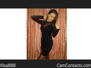 Webcam model Kisa888 from CamContacts