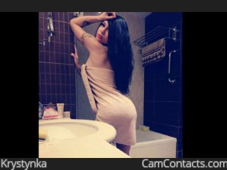 Webcam model Krystynka from CamContacts