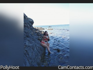 Webcam model PollyHoot from CamContacts