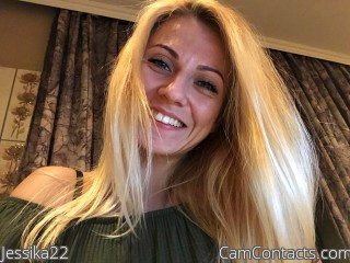 Webcam model Jessika22 from CamContacts