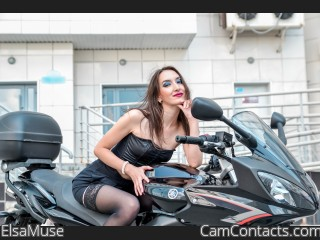 Webcam model ElsaMuse from CamContacts
