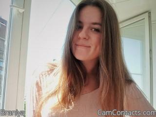 Webcam model Braniya profile picture