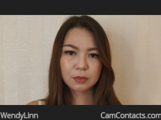 Webcam model WendyLinn from CamContacts