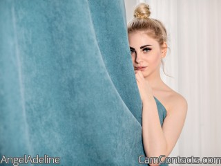 Webcam model AngelAdeline from CamContacts