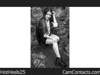 Webcam model HotHeels25 from CamContacts