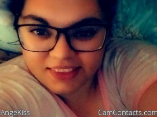 Webcam model AngeKiss from CamContacts